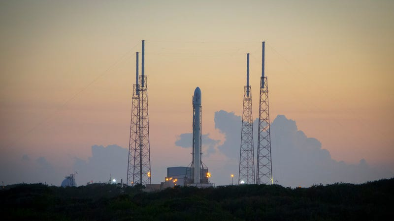 Image: SpaceX/ORBCOMM-2