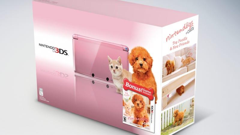 Illustration for article titled Nintendo Barks Up New Nintendo 3DS Bundles