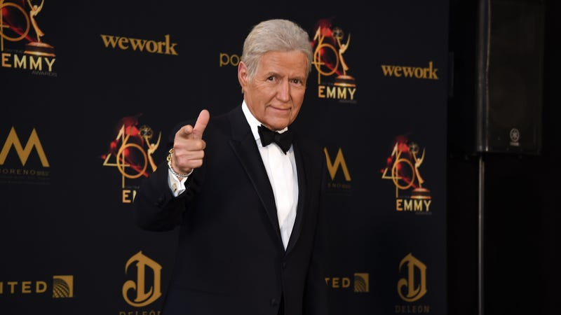 Illustration for article titled Alex Trebek's chemotherapy could end his Jeopardy! run