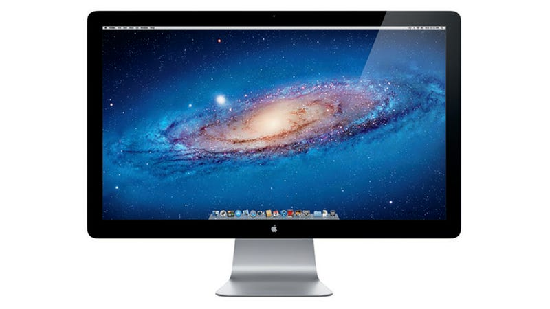 Illustration for article titled Thunderbolt Display