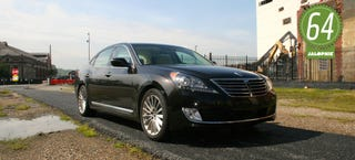 Illustration for article titled 2014 Hyundai Equus Ultimate: The Jalopnik Review
