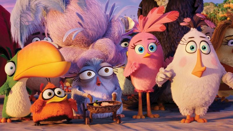 Angry Birds (Image: Sony Pictures)