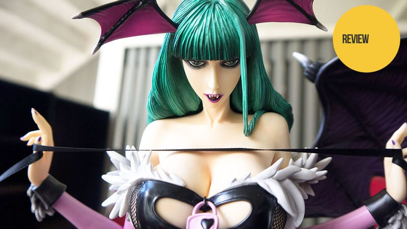 Illustration for article titled Darkstalkers' Sultry Succubus Has Never Looked Quite So Good