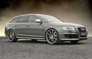 Illustration for article titled APS Sportec Pumps Audi RS6 Avant Twin Turbo V10 To 700 HP