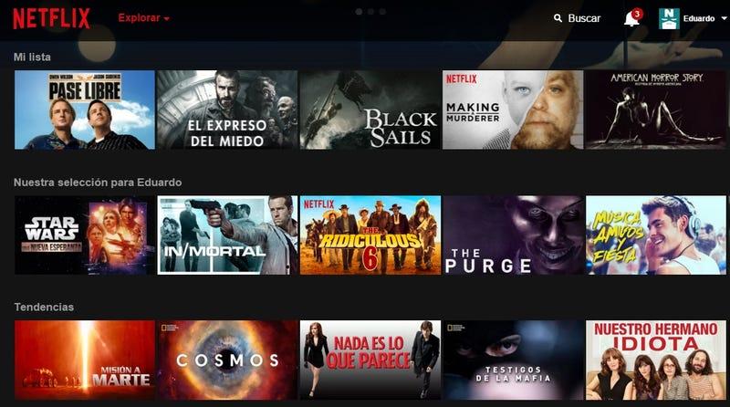 Este es el motivo por el que cada vez hay menos películas en Netflix