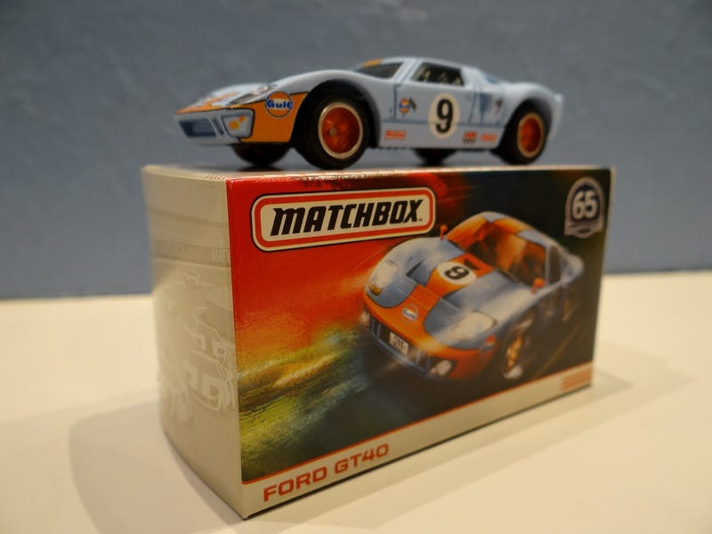 Illustration for article titled Little GT40 Big Racing Heritage