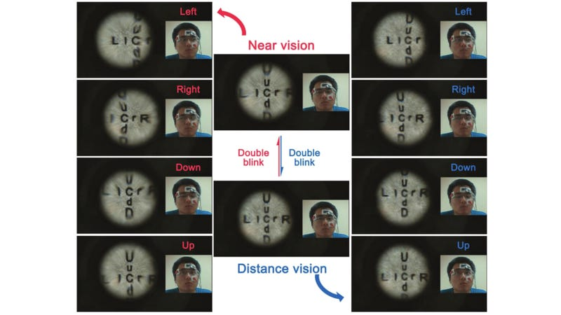 Contact lenses than can zoom, change focus move closer to reality