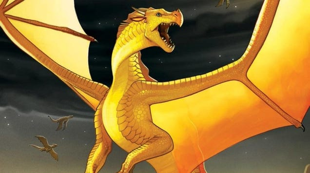 Ava DuVernay Summons the Dragons of Wings of Fire to an Animated Series