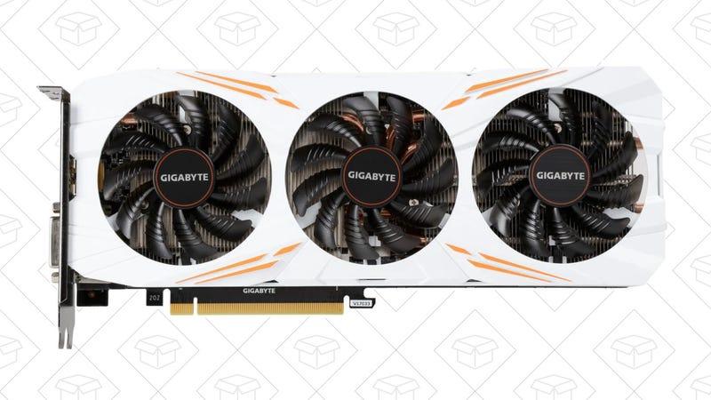 Gigabyte GeForce GTX 1080 TI OC 11G + Destiny 2, $700