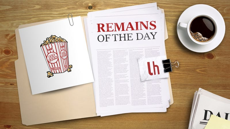 Illustration for article titled Remains of the Day: Popcorn Time is Back on the Web