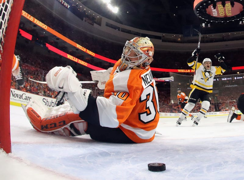 Illustration for article titled We're All Very Lucky We Don't Have To Watch Another Flyers Game For Six Months