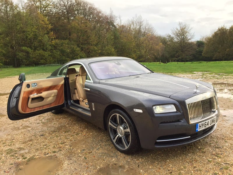 Illustration for article titled You Know That Day I Spent With Rolls Royce?