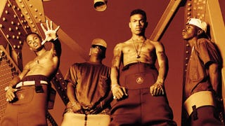 Jodeci's cover from their 1993 album Diary of a Mad Band (Geffen Records)