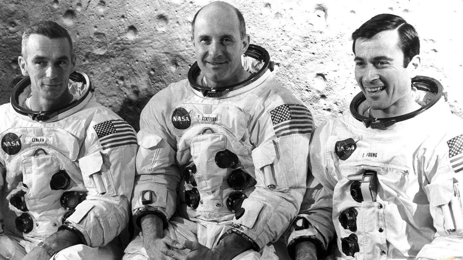 No, la NASA nunca ocultó el extraño sonido que escucharon los astronautas del Apolo 10