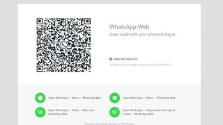 Illustration for article titled WhatsApp Is Now Available on the Web
