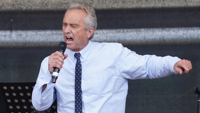 Instagram Bans Anti-Vaxxer Robert Kennedy Jr. For Spreading Covid-19 Misinformation
