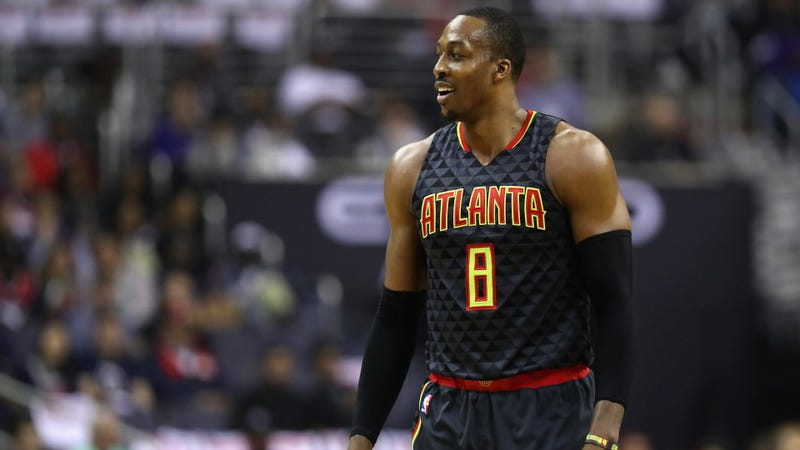 8-time NBA All-Star Dwight Howard traded to Charlotte Hornets