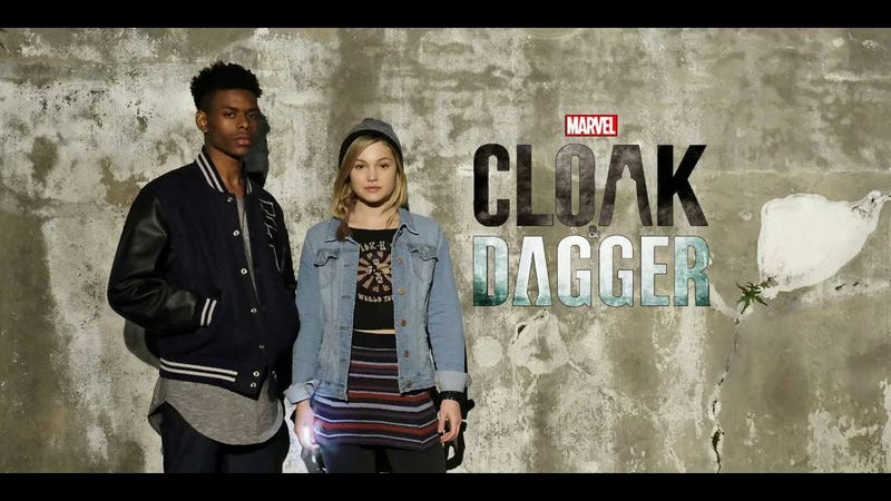 """Illustration for article titled Cloak & Dagger """"Colony Collapse"""" Reaction Thread"""
