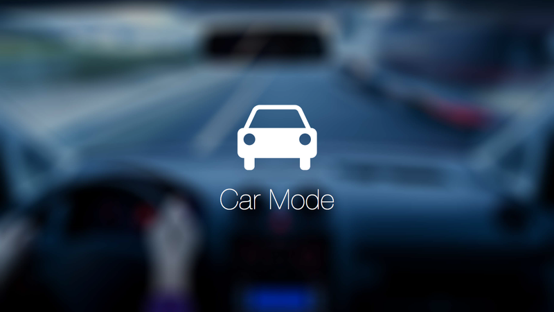"Illustration for article titled Could an Ignition-Activated ""Car Mode"" Keep Drivers From Texting?"