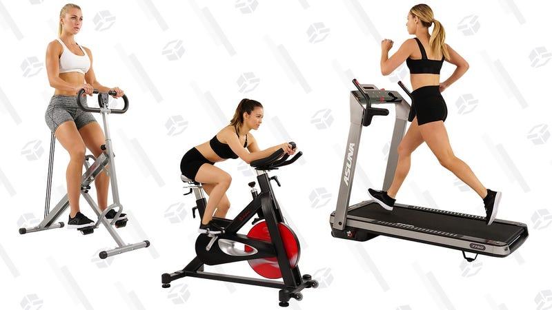 Sunny Health & Fitness Gold Box | Amazon