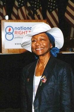 Dr. Mildred Jefferson