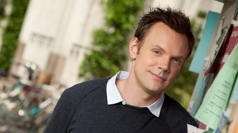 Illustration for article titled Joel McHale