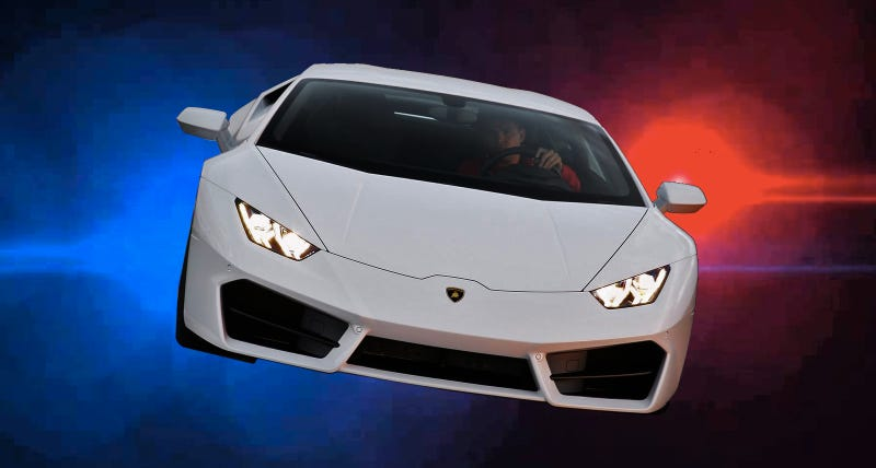 Image by the author with graphics from Lamborghini, Need For Speed