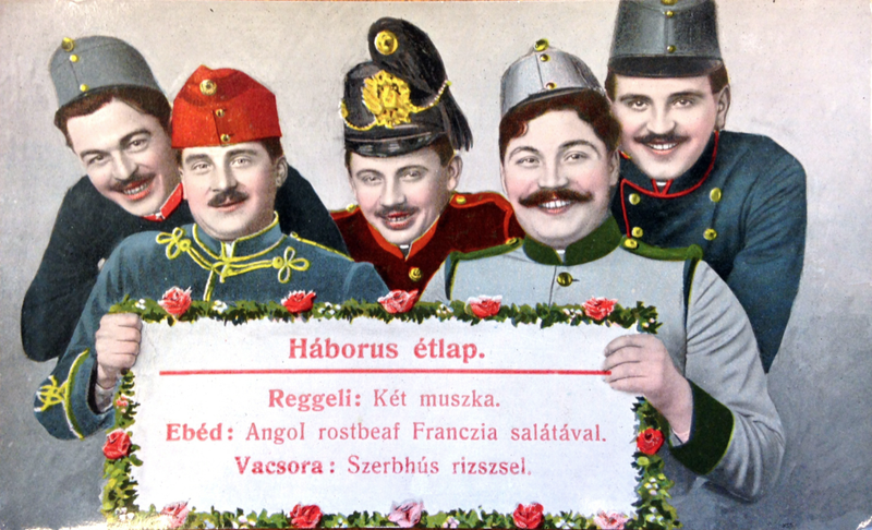 Illustration for article titled Négy különböző nemzetiség képviselője volt az asztalnál