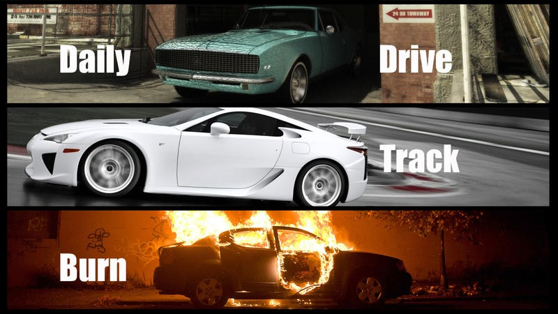 Daily Drive Track Or Burn Track Day Cars - Sports cars you can daily drive