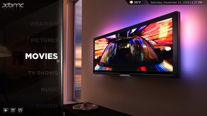 Illustration for article titled XBMC 9.11 Beta 1 with Confluence