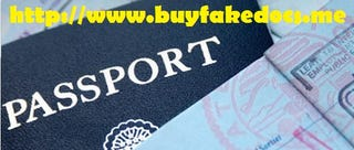 Illustration for article titled Buy Real Passport Online - Fake Passports for Sale