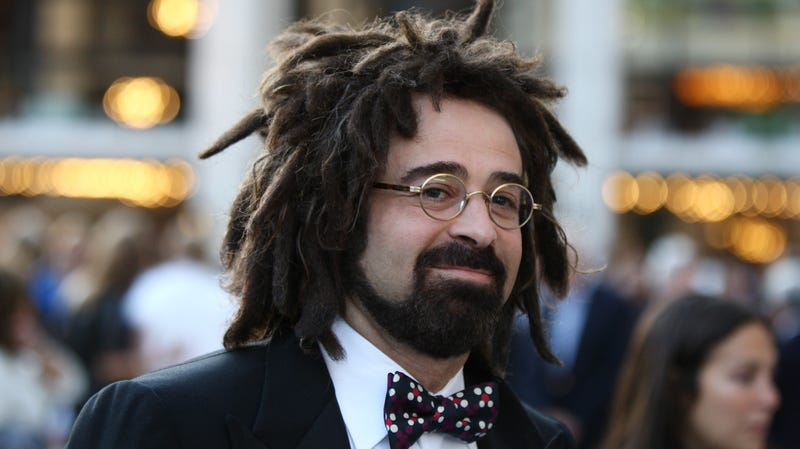 Illustration for article titled Counting Crows Singer Adam Duritz Has a New Hairdo and My Dad Has Thoughts