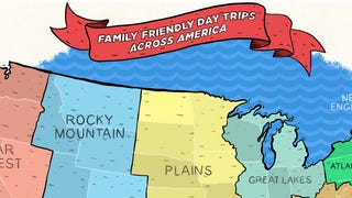 Illustration for article titled ​Find Family Friendly Day Trips in Any State with This Tool