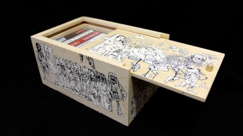 Illustration for article titled Of Montreal releasing its entire catalog in the form ofa cassette box set