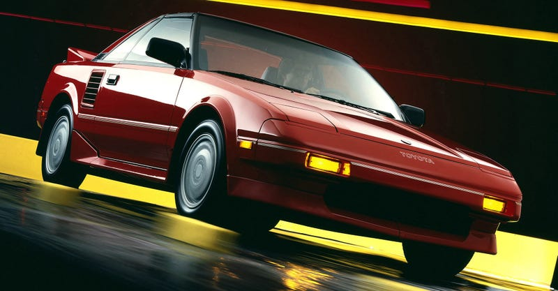 What It's Like To Own The Original Toyota MR2