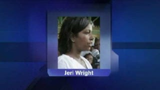 Jeri L. Wright, daughter of the Rev. Jeremiah Wright, found guilty of money launderingWGN TV screenshot