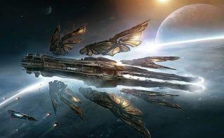 Illustration for article titled Estos conceptos de Jupiter Ascending son dignos de fondo de escritorio