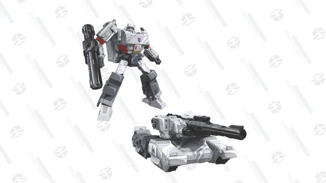 Megatron Approves of This Deal