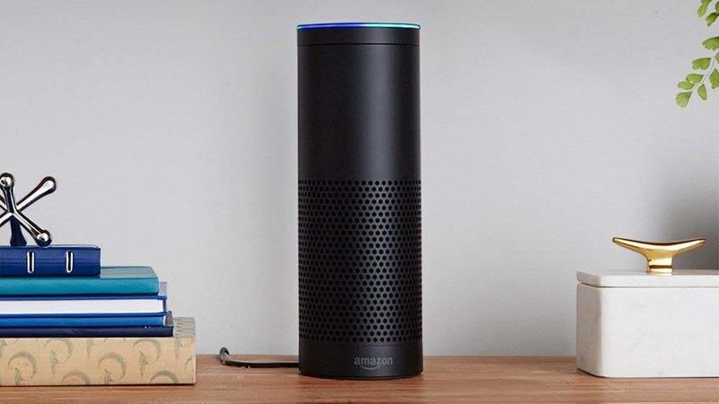 Refurb Amazon Echo (1st Gen) | $60 | Amazon