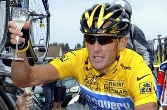 Illustration for article titled Lance Armstrong Is A Very Virile Man