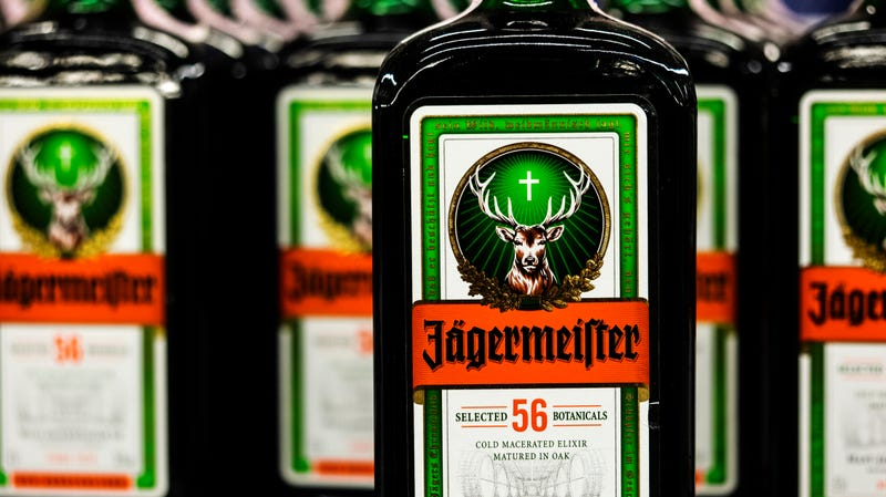 Illustration for article titled Oh great, Jägermeister wants to give away shots in airports