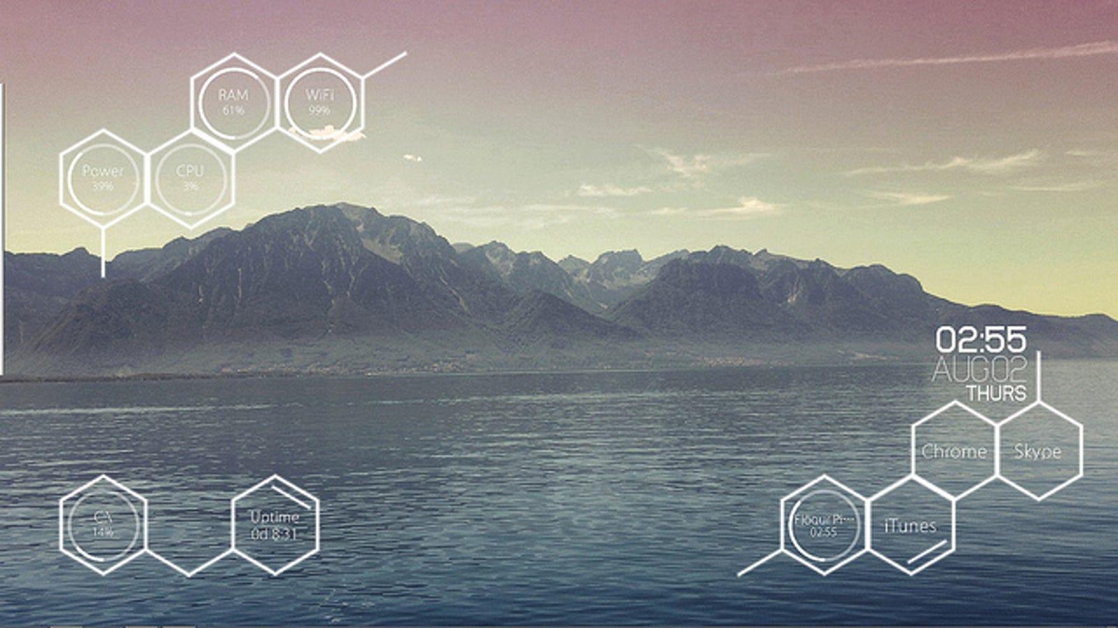The Molecular Desktop