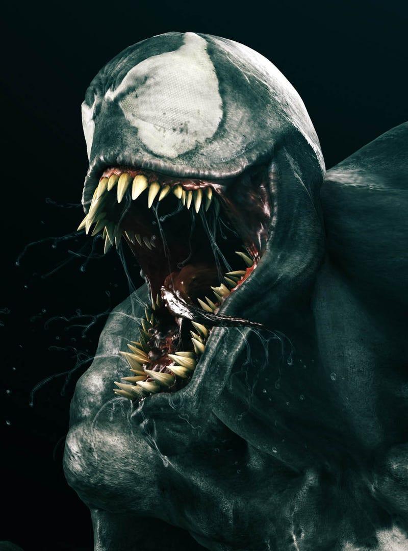 Illustration for article titled Philip Seymour Hoffman as Venom? Spider-Man movie rumors starting to get odder