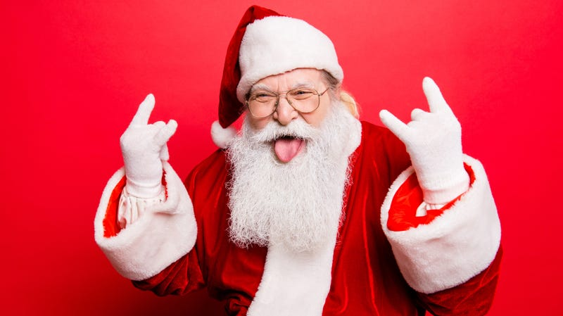 "Illustration for article titled Irate Santa For Hire to Children: ""Get the Fuck Out!"""