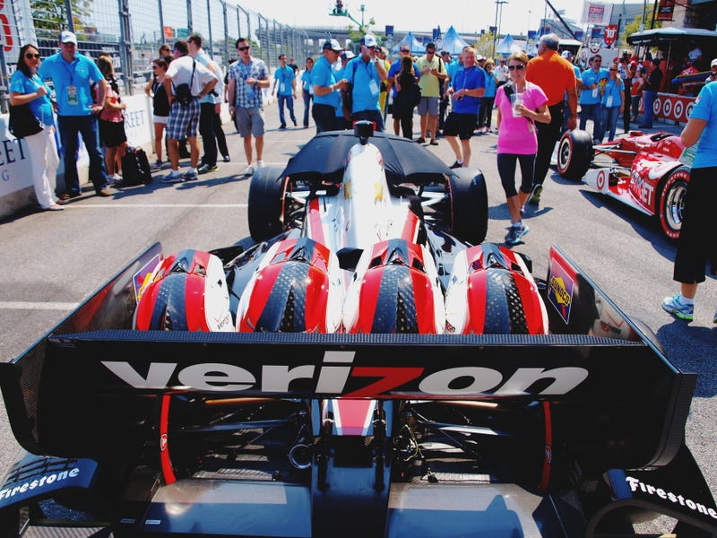 Illustration for article titled Ultimate Speed Machines: IndyCars Up Close