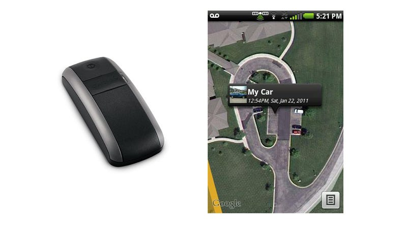 Illustration for article titled Track Anything Anytime with This With GPS Locator and App
