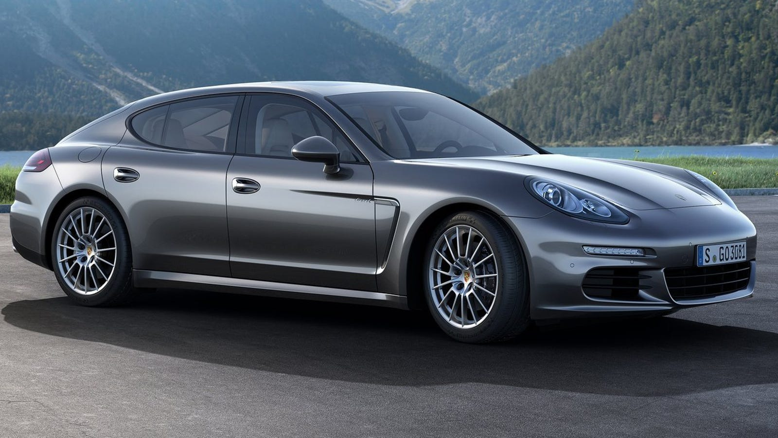 Baby Porsche Panamera Sedan Delayed To 2019 Or Later