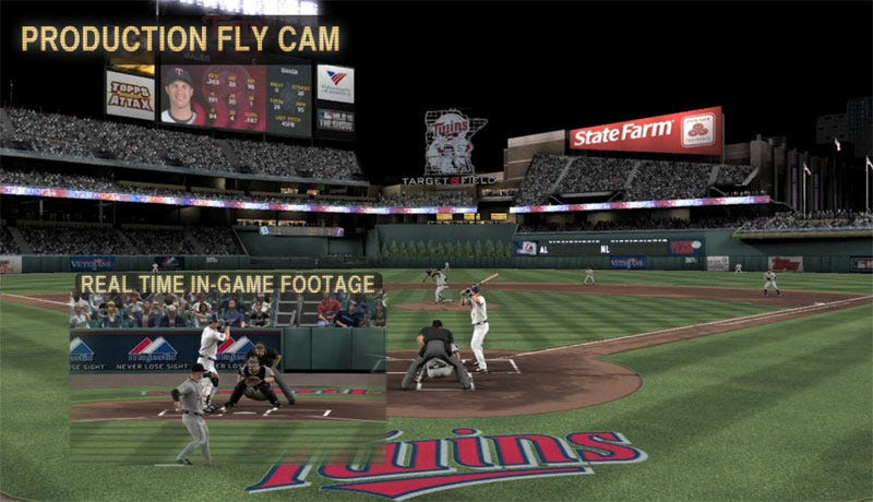 Illustration for article titled Wow, MLB 10: The Show Really Does Look Great