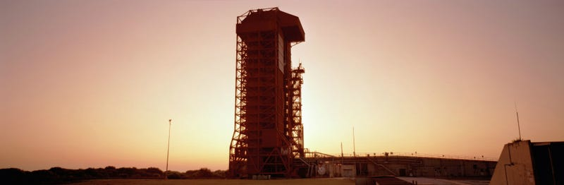 Illustration for article titled This Collection of Photos Shows the Rusted Past of the US Space Race