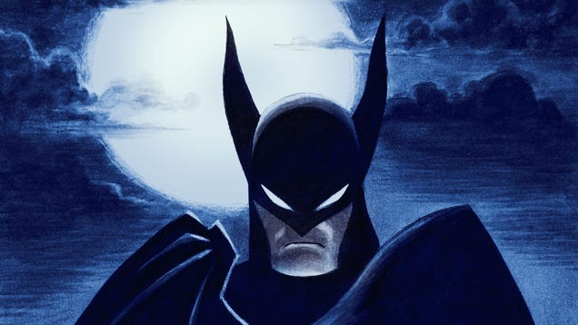Batman, Bruce Timm, J.J. Abrams, and Matt Reeves Join Forces for a New Animated Series